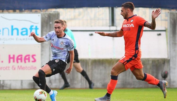 Beşiktaş 0-2 Udinese maç özeti ve golleri (İZLE)
