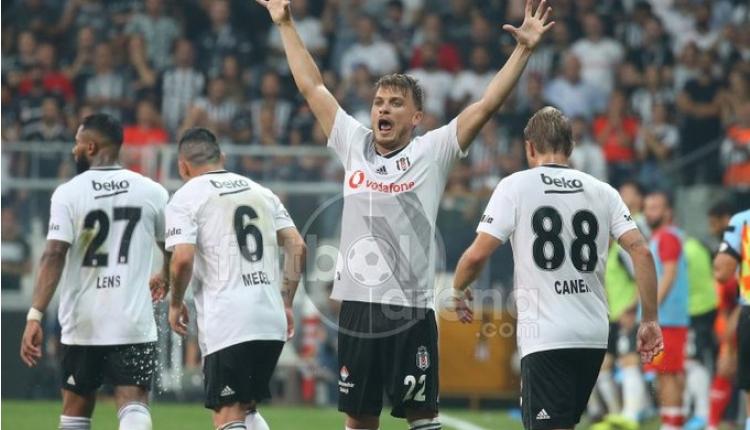 Beşiktaş 3-0 Göztepe maç özeti ve golleri (İZLE)