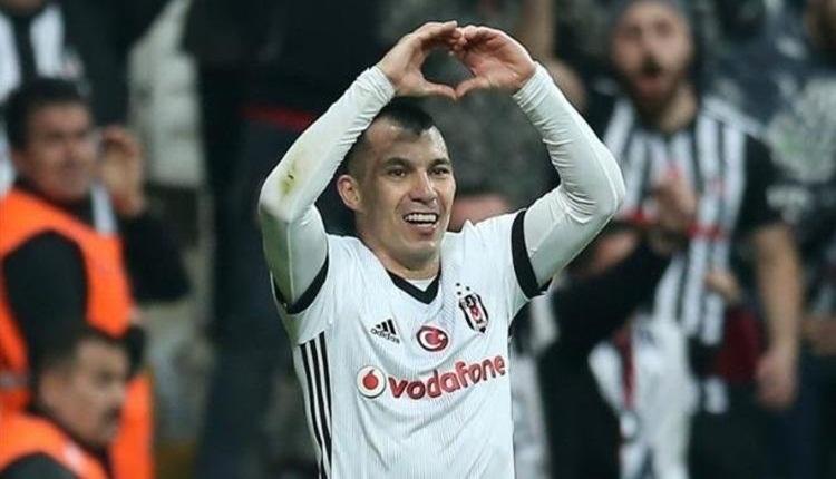 Beşiktaş, Gary Medel'in yeni takımını açıkladı