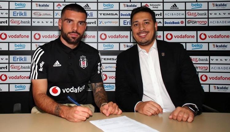 Beşiktaş, Pedro Rebocho transferini resmen açıkladı
