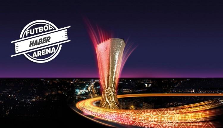 Beşiktaş, Trabzonspor ve Başakşehir'in Avrupa Ligi rakipleri