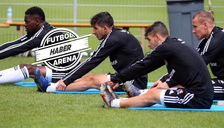 Beşiktaş'ın Avusturya kampı sona erdi! Kimler ön planda?