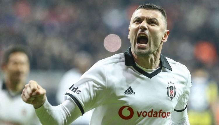 Beşiktaş'ta forma numaraları belli oldu! Burak Yılmaz