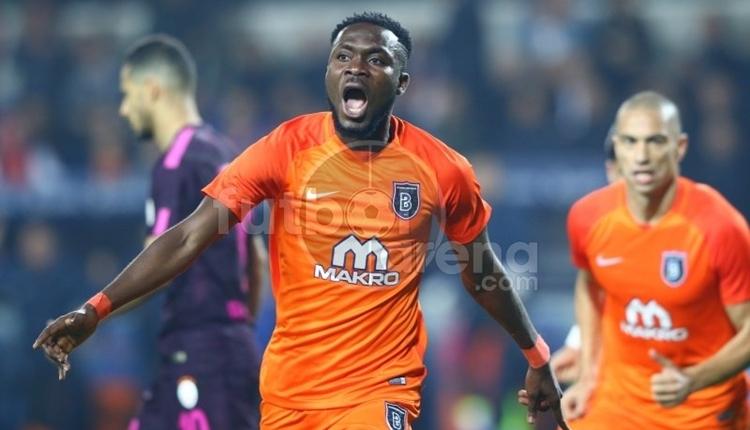 Çaykur Rizespor Başakşehir'den Attamah'ı kiraladı