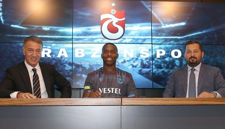 Daniel Sturridge, Trabzonspor'a imza attı! İlk sözleri