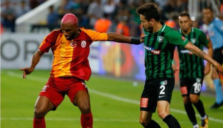 Denizlispor 2-0 Galatasaray maç özeti (İZLE)