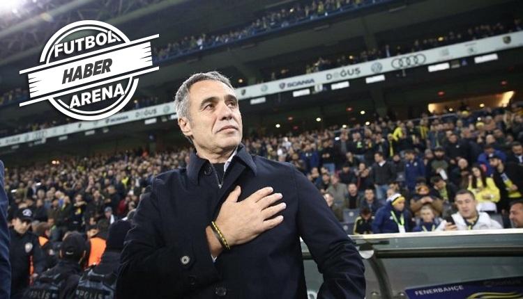 Ersun Yanal'dan Fenerbahçe taraftarlarına mesaj