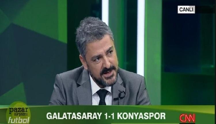 Eski hakem Bülent Yıldırım'dan Galatasaray sözleri: