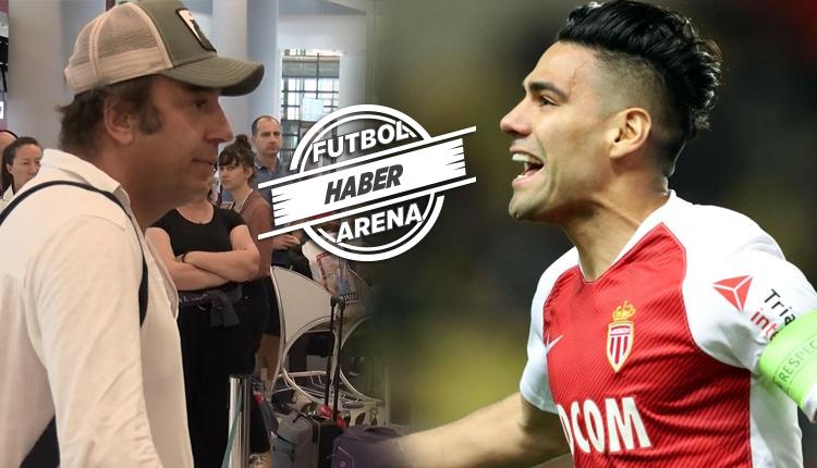 Falcao transferinde son dakika! Ahmet Bulut dönüyor