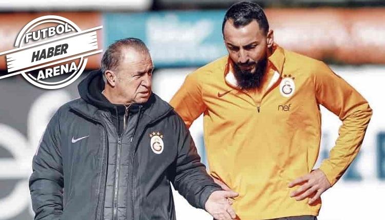 Fatih Terim'den Mitroglou'na: