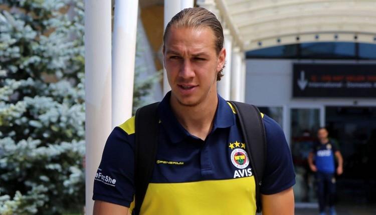 Fenerbahçe, Frey'i açıkladı! Nürnberg'e transfer oldu