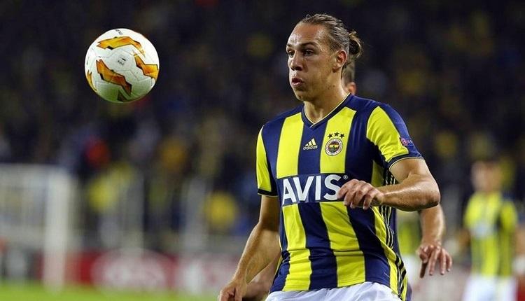 Fenerbahçe, Frey'i kiraladı! İşte yeni takımı