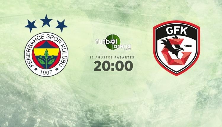 Fenerbahçe - Gazişehir canlı izle, Fenerbahçe - Gazişehir şifresiz izle (Fenerbahçe - Gazişehir beIN Sports canlı ve şifresiz İZLE)