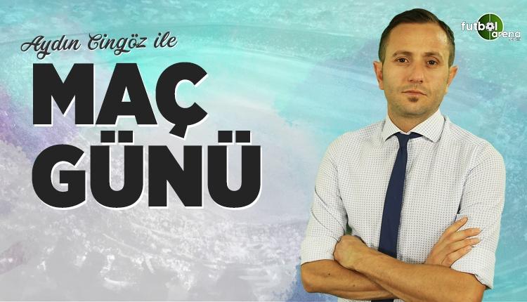 Fenerbahçe - Gazişehir maçına doğru | FutbolArenaTV