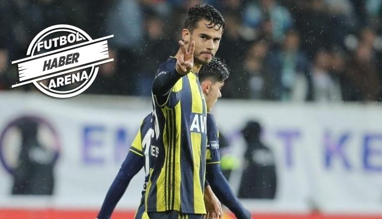 Fenerbahçe'de Diego Reyes kararı