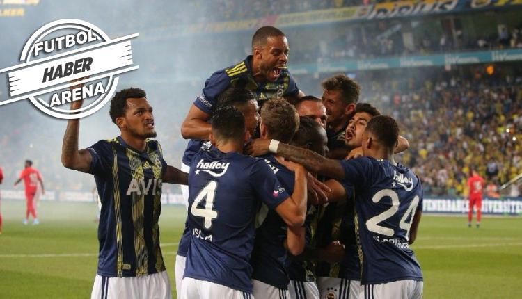 Fenerbahçe'den 122 hafta sonra bir ilk