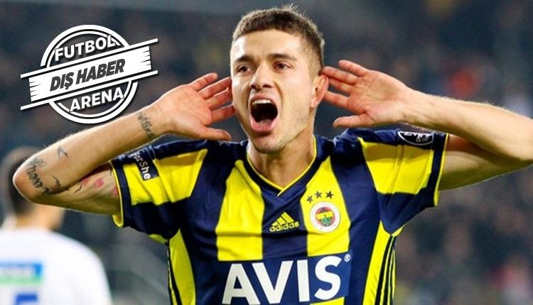 Fenerbahçe'den ayrılan Neustadter transfer oluyor