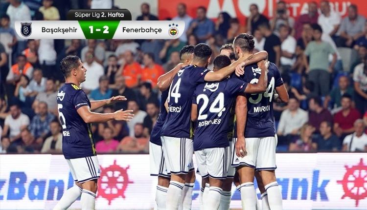 Fenerbahçe'den son dakikada gelen galibiyet