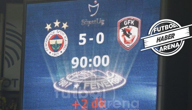 Fenerbahçe'nin son 5 farklı başlangıçları şampiyonlukla bitti