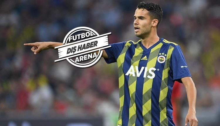 Fenerbahçe'ye Diego Reyes için iki teklif