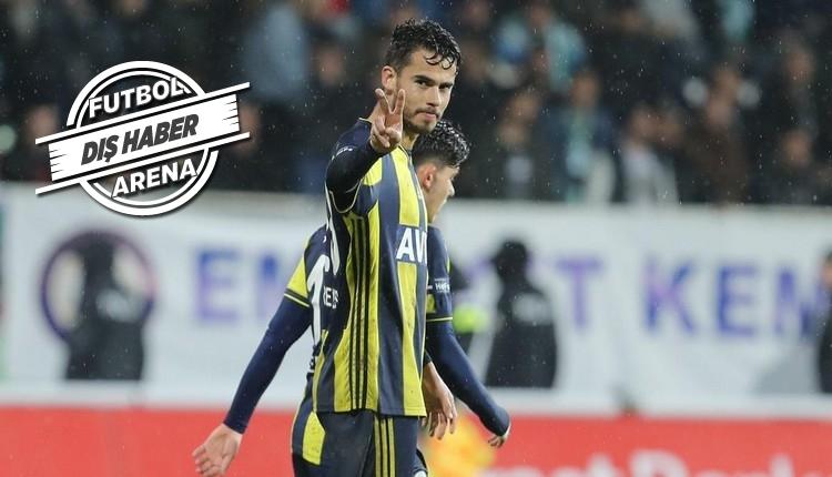Fenerbahçe'ye Diego Reyes müjdesi! Tigres'in teklifi