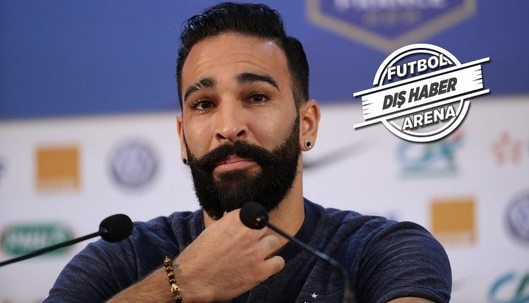 Fenerbahçe'ye transferde Adil Rami müjdesi