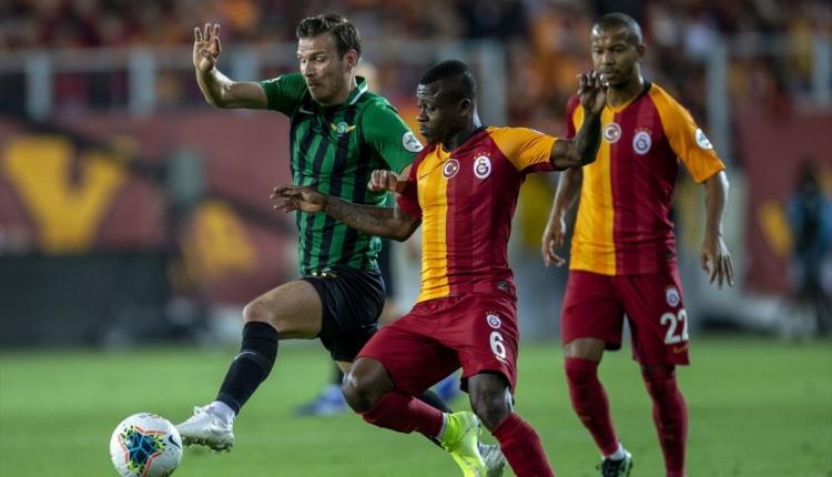 Galatasaray 1-0 Akhisarspor maç özeti (İZLE)