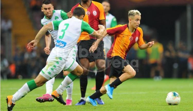 Galatasaray 2-1 Panathinaikos maç özeti ve golleri (İZLE)