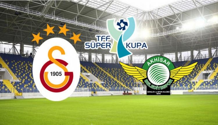 Galatasaray - Akhisarspor ATV (CANLI)