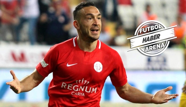Galatasaray, Mevlüt Erdinç ile anlaşma sağladı