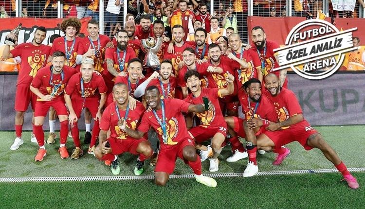Galatasaray ve Başakşehir'in yeni sezon analizi! Çarpıcı detaylar