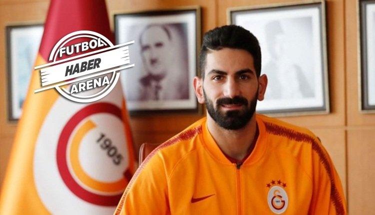 Galatasaray'da ayrılık! İsmail Çipe'nin yeni adresi