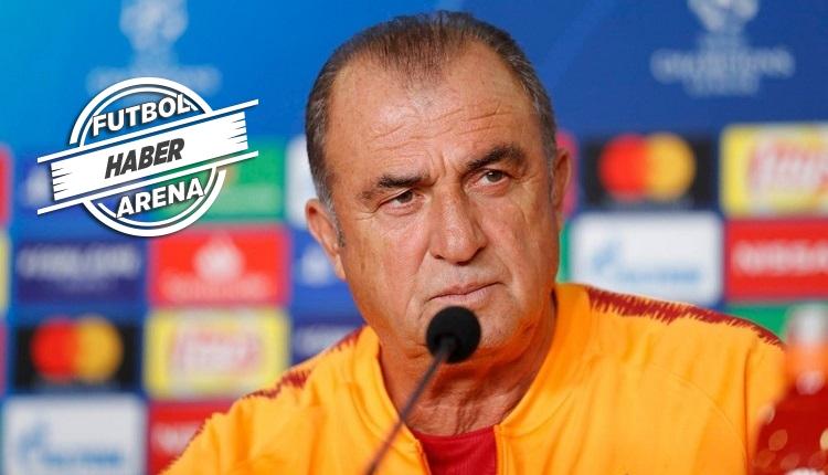 Galatasaray'da Fatih Terim'in istediği transfer