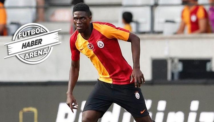 Galatasaray'da Ozornwafor'a kulüp aranıyor