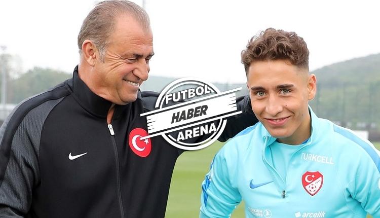 Galatasaray'da yeni transfer Emre Mor'a Fatih Terim kuralları