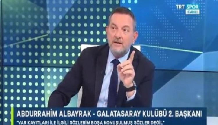 Galatasaray'dan Feridun Niğdelioğlu'na dava! Feridun Niğdelioğlu ne söylemişti?