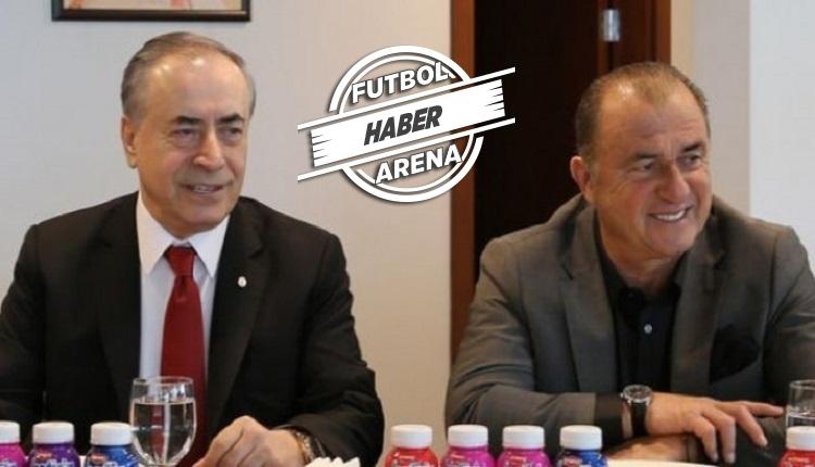 Galatasaray'dan kura çekimi sonrası ilk sözler