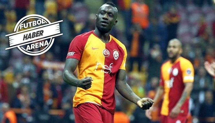 Galatasaray'dan Mbaye Diagne kararı! Özel çalışma