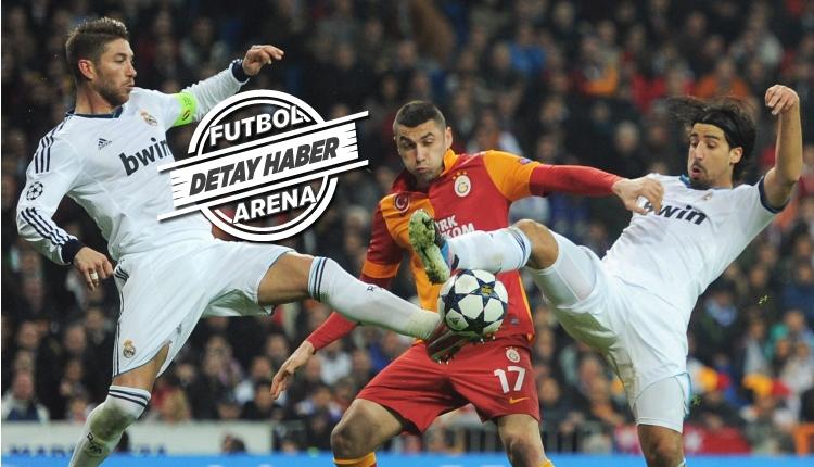 Galatasaray'ın Real Madrid, PSG ve Club Brugge'ye karşı aldığı sonuçlar