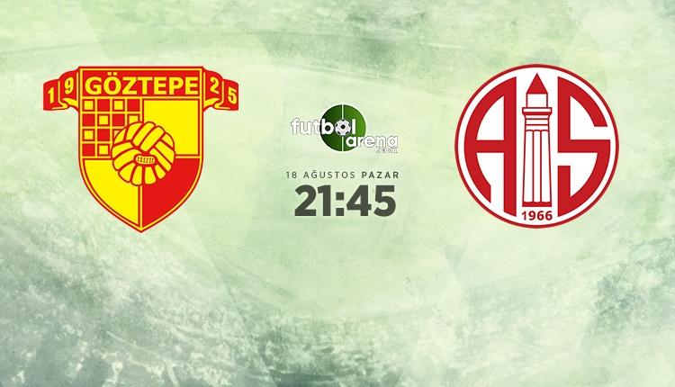 beIN Sports Göztepe - Antalyaspor canlı, şifresiz (İZLE)