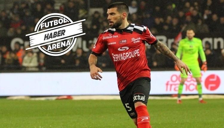 Guingamp Pedro Rebocho'nun Beşiktaş'a transferini açıkladı (Serkan Reçber'in Pedro Rebocho yorumu)