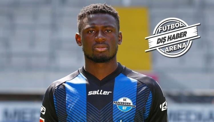 Jamilu Collins için Paderborn'dan Beşiktaş'a yanıt geldi