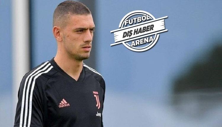 Juventus'tan Milan'a Merih Demiral cevabı: Satılık değil!