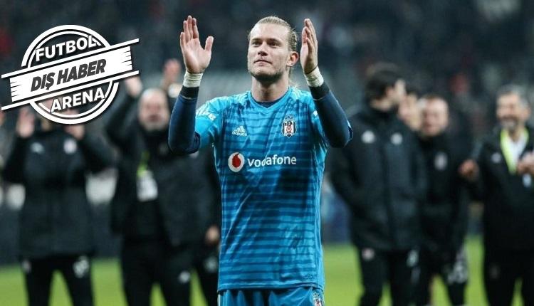 Karius'tan Beşiktaş sözleri: