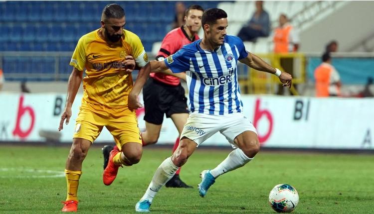 Kasımpaşa 0-1 MKE Ankaragücü maç özeti (İZLE)