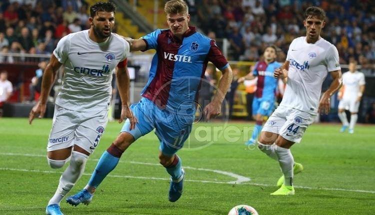 Kasımpaşa 1-1 Trabzonspor maç özeti ve golleri İZLE