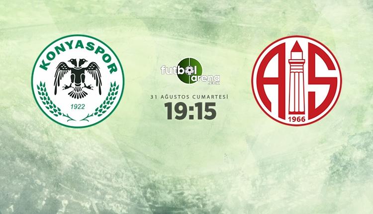 Konyaspor - Antalyaspor beIN Sports canlı, şifresiz (İZLE)