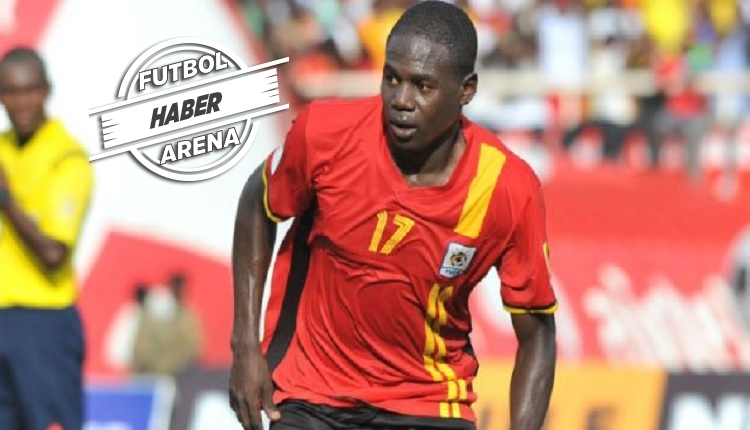 Konyaspor'un yeni transferi Farouk Miya geliyor