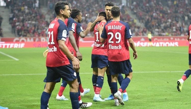 Lille Nantes canlı şifresiz izle! Yusuf Yazıcı ilk maçında! Lille Nantes CANLI