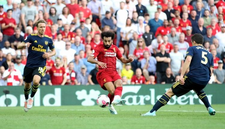 Liverpool 3-1 Arsenal maç özeti ve golleri (İZLE)